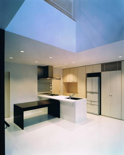 House K reconstruction (吹き抜けがある広いLDK)