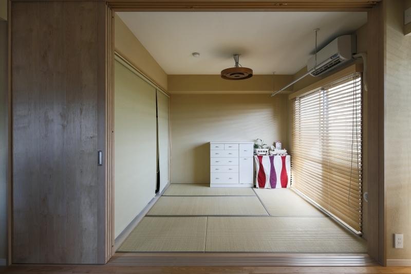 No.72 30代/3人暮らしの部屋 和室