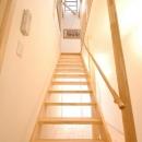オープン型階段