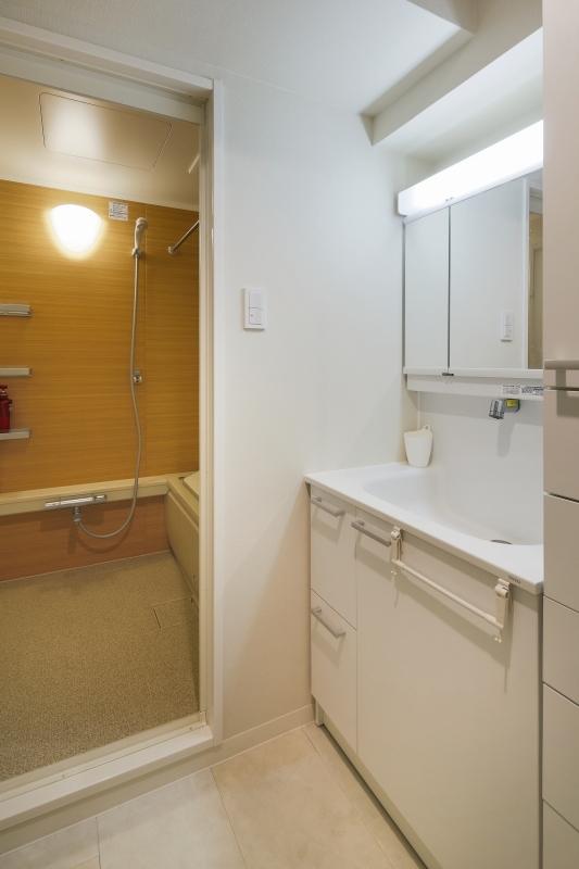 No.72 30代/3人暮らしの部屋 浴室1