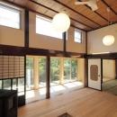 倉島和弥の住宅事例「翡翠の家」