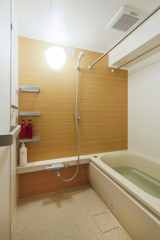 No.72 30代/3人暮らしの部屋 浴室2
