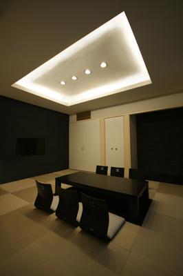 HA-HOUSEの部屋 掘りごたつのある和モダンな和室