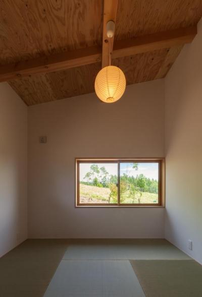 和室 (霧ヶ峰の家)