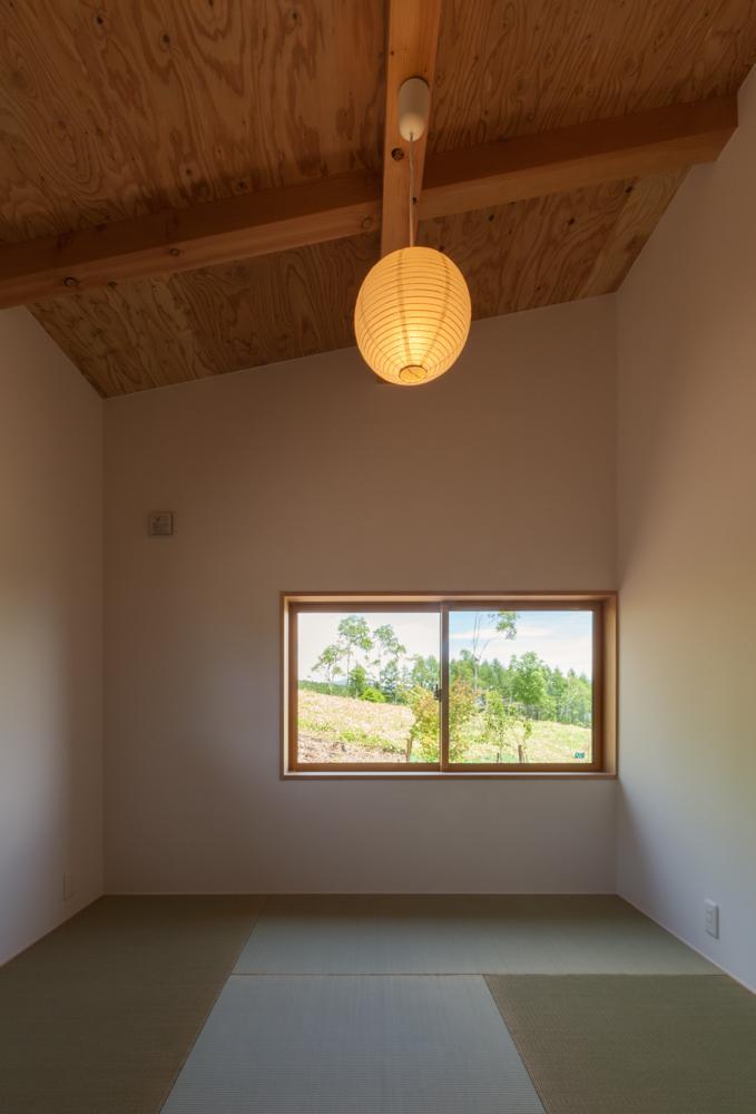 霧ヶ峰の家の写真 和室