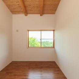 霧ヶ峰の家 (寝室)