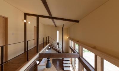 宮田の家 (開放的な空間)