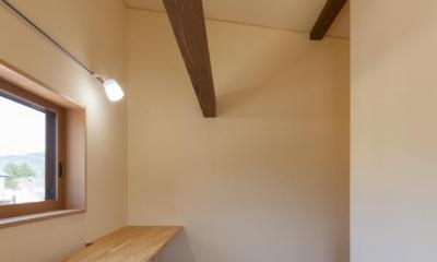 宮田の家 (書斎)
