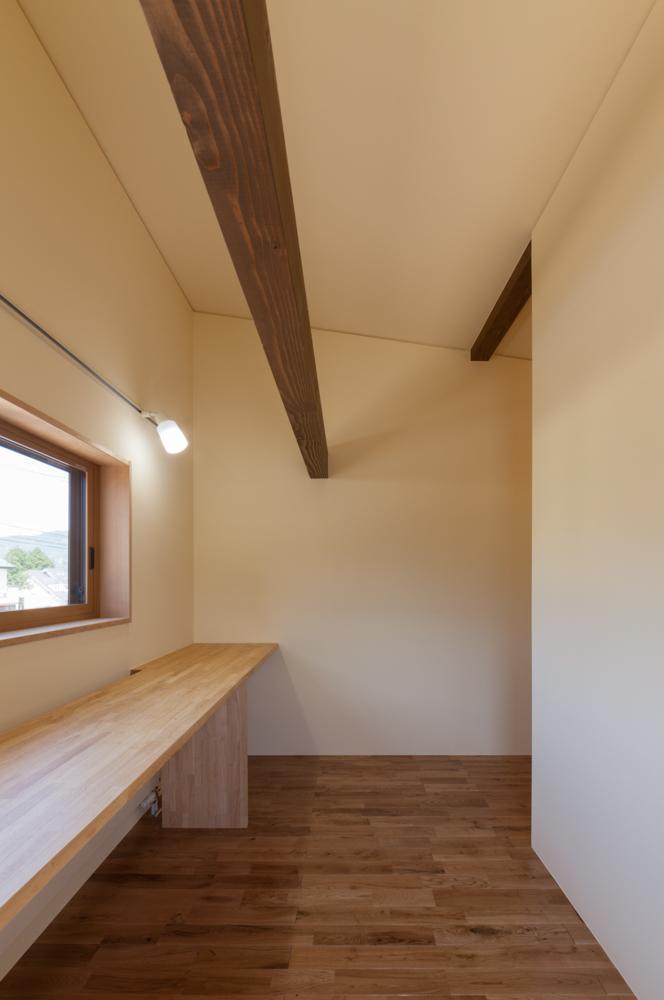 宮田の家の部屋 書斎