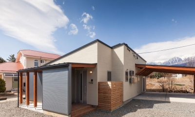 外観1|飯島の家