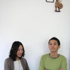 殿井環+芦田奈緒